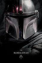 The Mandalorian - Dark Star Wars Series Poster 61x91cm