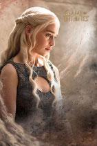 Game of Thrones Daeneris Targaryan Poster 61x91cm