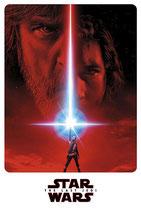 Star Wars - The last Jedi Ep VIII Poster 61x91cm