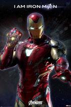Iron Man - Marvel Avengers Endgame Poster 91x61cm