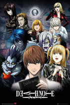 Deathnote Anime Poster 91x61cm