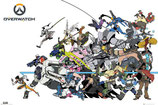 Overwatch Poster 61x91cm