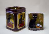 Dose Le Chat Noir - die Schwarze Katze