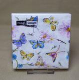 Butterflies 24 x 24