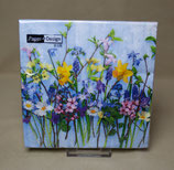 Spring Flowers 33 x 33