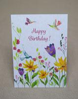 """Happy Birthday"" PK 20918"