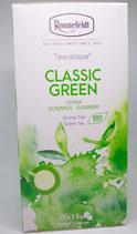 Teavelope Classic green