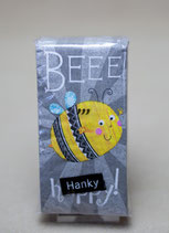 Bee happy Taschentuch