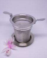 Teefilter Doppelhenkel einfach
