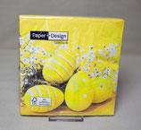 Eggs & Flowers 33 x 33