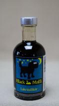 Lakritzlikör Black Molly 0,2l