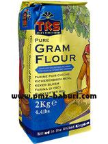 Reines kichererbsenmehl 2 Kg Fine Pure Gram Flour Besan