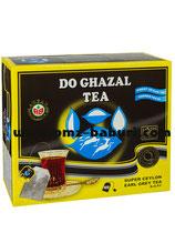 Akbar Do Ghazal Earl Grey Tee 100 Tee Beutel