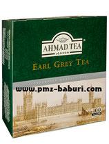 Ahmad Aromatic Earl Grey 100 Tea Bags Tee Beutel