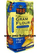 Reines kichererbsenmehl 1 Kg Fine Pure Gram Flour Besan