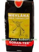 Mevlana Schwarztee 500 gr. Goran Tee Luxus Mischung Ceylon Original