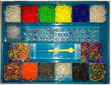 Rainbow Loom® Geschenkset / Cadeau Boys