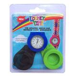 Loomey Time™ Uhren / Montres in Schwarz, Blau und Grün