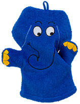 Kinder Waschhandschuh Wash & Play Elefant