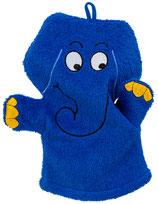 Kinder Waschhandschuh Wash & Play Elefant