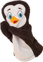 Kinder Waschhandschuh Wash & Play Pinguin