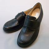 ST2188 M寸(15.0㎝~21.0㎝) 柔らかい/痛くない/履きやすい ベルクロタイプ(マジック)通学靴