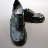 ST2088 M寸(19.0㎝~21.0㎝) 長時間履いても疲れにくいウォーキングタイプの面ファスナー・マジックテープ通学靴(ベルクロタイプ)