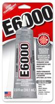 E6000 Clear 59,1 ml