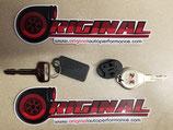 GTR Keychain