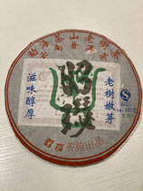 Soseul Bulang Shan Lao Shu Sheng Puerh 布朗山 老樹 生茶
