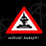 "CD ""Weekend Anarchy"""