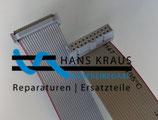 FFSD, Datenkabel, Flachbandkabel konfektioniert, 20-polig IDC-Buchse, 250mm für Bonas Jacquard