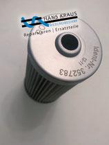 Ölfilter Ausführung wie Dornier 352783 Metall