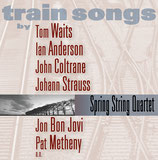 "CD ""Train Songs"""