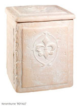 Keramikurne Royale Antik