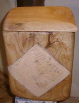 Holz Urne Fundament