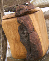 Holz Urne Baum des Lebens