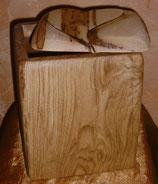 Holz Urne Ahornherz