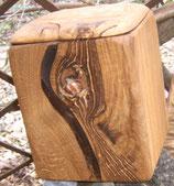 Holz Urne Carneol