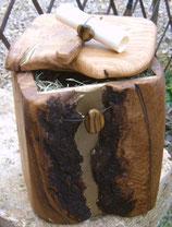 Holz Urne Canyon