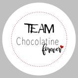 """Badge """"Chocolatine"""""""