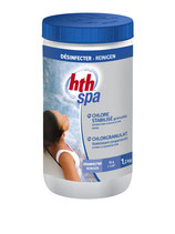 hth Spa Chlorgranulat stabilisiert - 1.2 kg