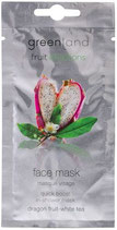 Gesichtsmaske Drachenfrucht-Weisser Tee