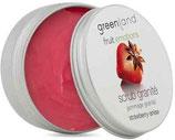 Körperpeeling Granité Fruit Emotions Erdbeere-Anis