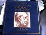 Schallplatte (vinyl) Musik aus der Zeit des Nikolaus von Kues