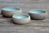 Keramiknapf PUR Aqua / Beere