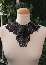 """Black Blood I"" Collier"