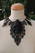 """Black Blood II"" Collier"