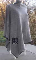 """Lifes short eternity"" Poncho"
