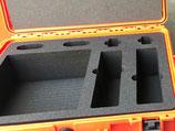 MCS 505 Fluke DTX 1800 koffer CU